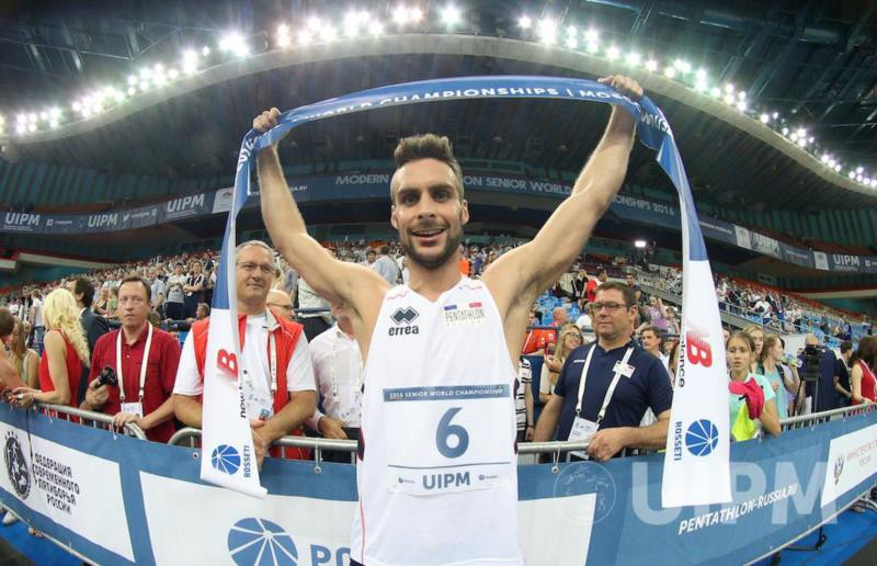 2016 World Pentathlon Championships in Moscow: Belaud of France is the new World Champion!!!