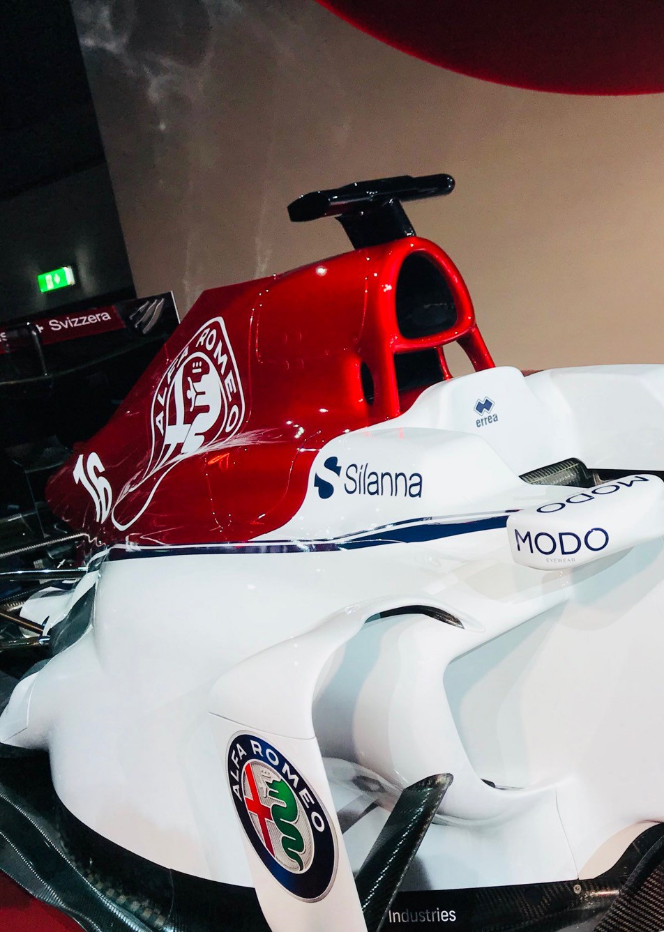 Alfa Romeo returns to Formula 1 - signing an agreement with the Sauber F1 Team!