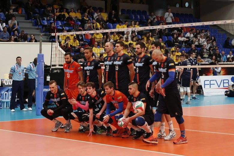 Ason Volley-ball has won the French Cup!
