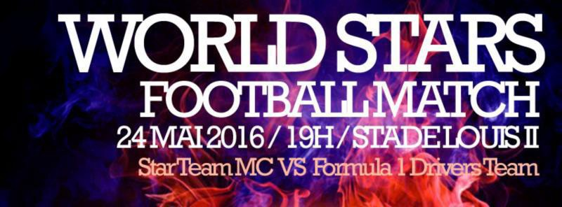 Erreà Sport is once again the technical partner for the 24th World Stars Football Match MC 2016