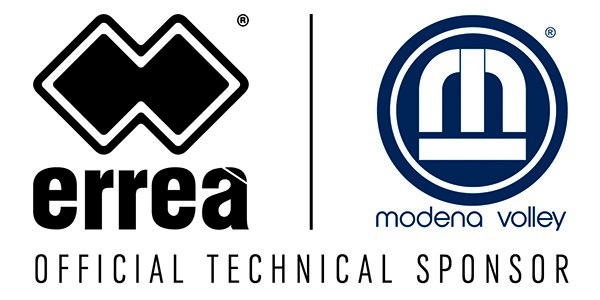 Erreà Sport the new official technical sponsor for Modena Volley!