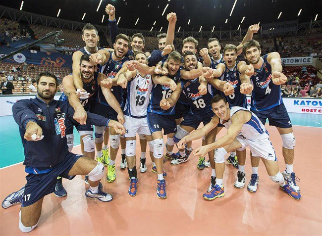 European Championships: two Erreà teams, Italy and Belgium, in the quarter-finals!!!