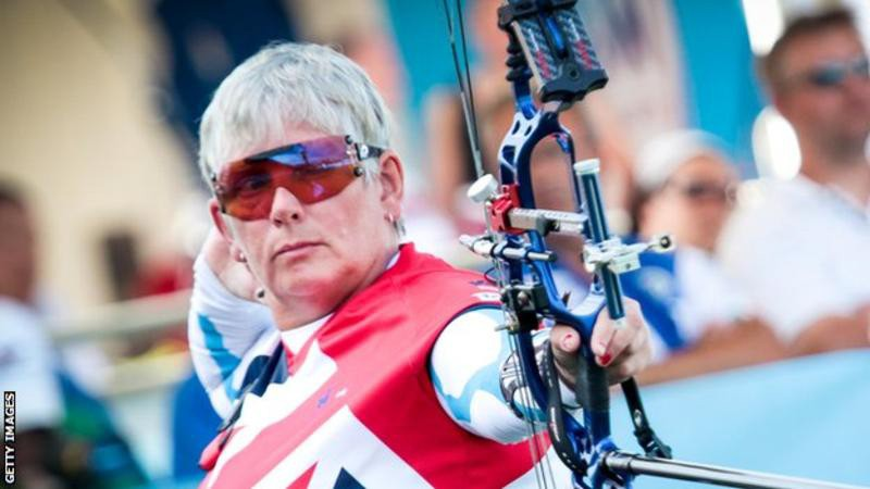 Paralympics: Jo Frith won silver in the W1 women's competition and gold in the mixed teams!