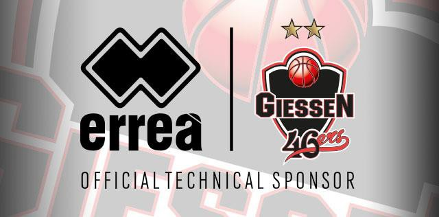 Sponsorship agreement signed with Pro A basketball team, Giessen 46ers