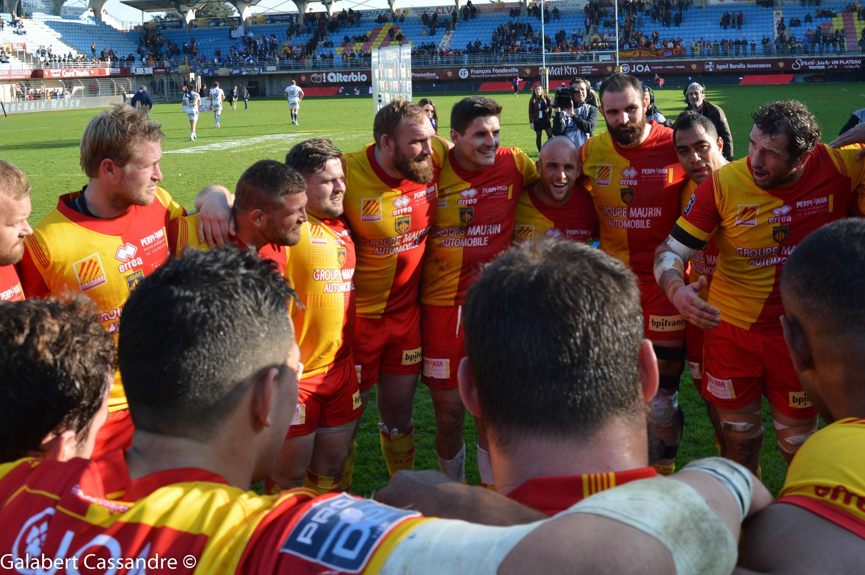 Technical partnership with Usap renewed. Erreà and the Catalan club together again for the next two seasons!