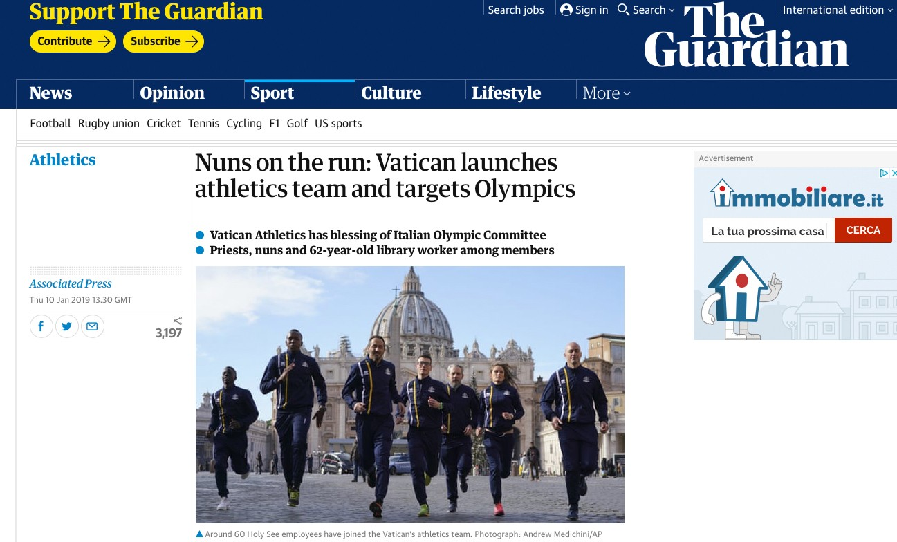 The Guardian - 10 January 2019