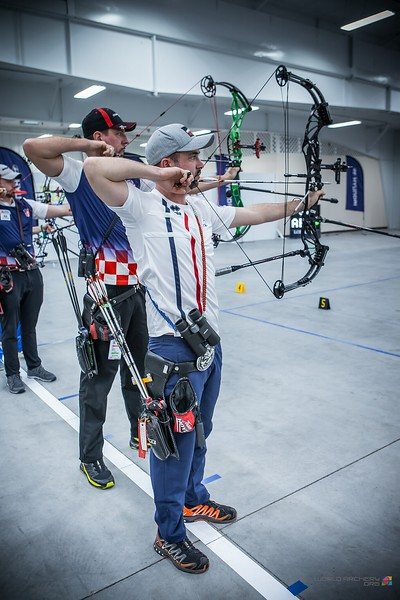 The World Archery Indoor Championships - 14 to 19 February in Yankton, USA!