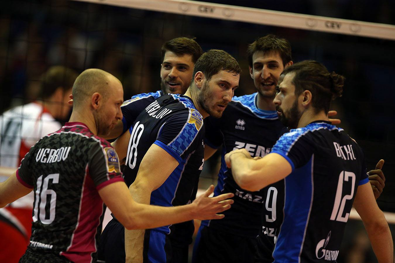This weekend sees the Final Four of the Volleyball Champions League - Men: Zenit Kazan are going for a historic triple!