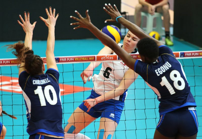 This weekend sees the start of the women's Volleyball World Grand Prix 2017