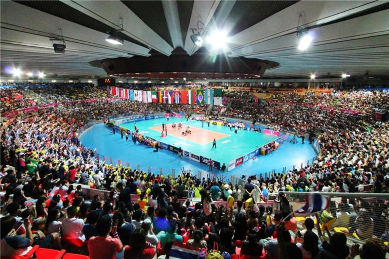 Volleyball Grand Prix: Schedule for the F6, the Netherlands reach the final round!