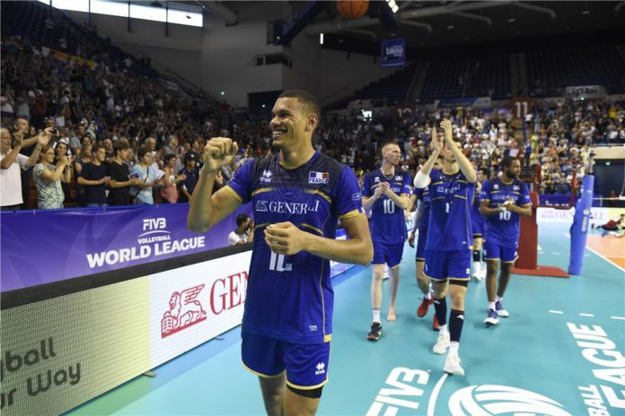 World League 2017: France tops the group the with three straight victories!