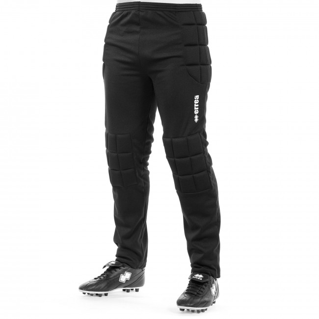 PITCH GOALKEEPER TROUSERS JR NERO - ERREÀ